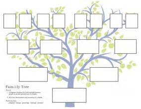 Family Tree Blank Outline by Best 25 Blank Family Tree Ideas On Blank Family Tree Template Free Family Tree