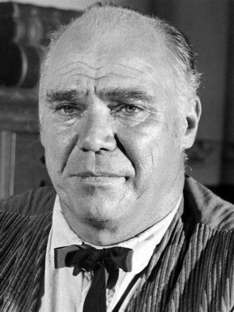 big character actors john doucette was a film character actor he was a balding
