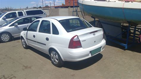 opel corsa sedan 2005 opel corsa sedan 1 6 car zone bloemfontein