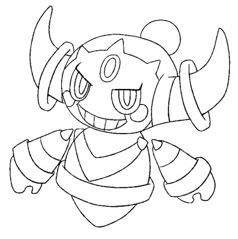 pokemon coloring pages hoopa coloring pages pokemon hoopa drawings pokemon
