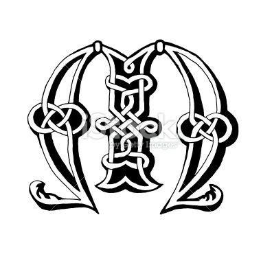 tattoo letters celtic pinterest the world s catalog of ideas