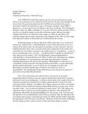 Explanatory Essay Outline by Explanatory Essay Outline Emanuelmartinez Writ049 Goal