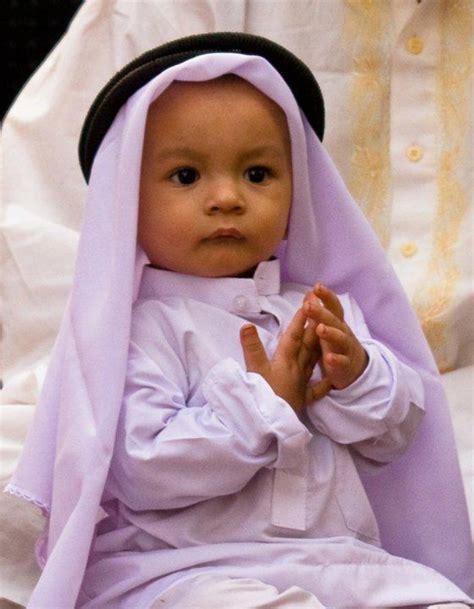 Gamis Hasna By Bayi Banget foto foto menggemaskan bayi muslim dari seluruh dunia