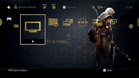 ps4 themes location it s the final countdown before assassin s creed origins