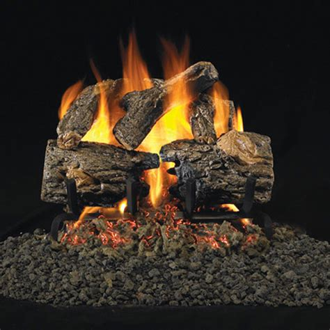 peterson gas logs real fyre logs peterson vented gas