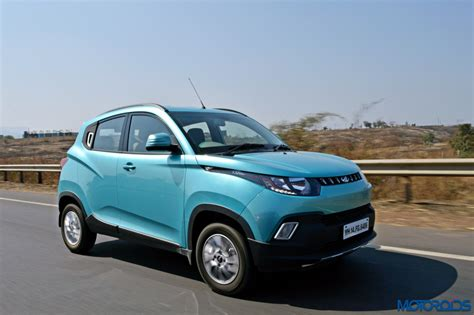 Mahindra KUV100 1.2 petrol Review : 9 Things we love and