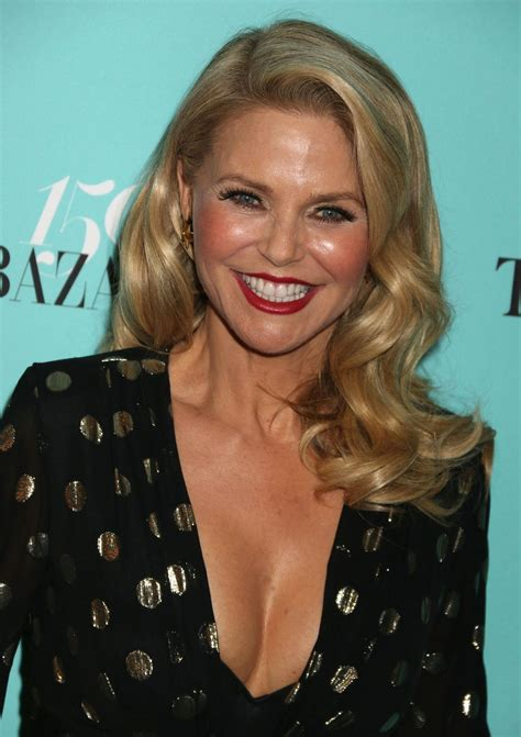 christie brinkley christie brinkley harper s bazaar and tiffany and co