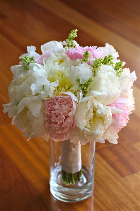 peonies bouquet our flowers blog chicago florist and event design
