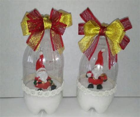 adornos de botella navidad imagenes adornos navide 241 os reciclados im 225 genes de reflexi 243 n para