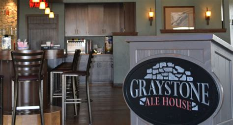 graystone ale house de pere wi graystone ale house events
