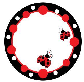 free printable ladybug name tags 1000 images about lady bugs on pinterest
