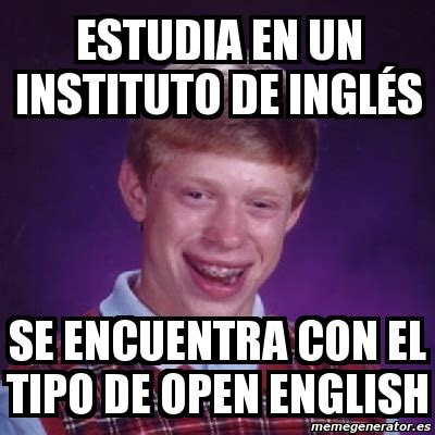 Open English Meme - crear meme open english image memes at relatably com
