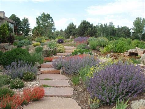 Backyard Xeriscape Ideas Xeriscape Small Front Yard Xeriscape Landscaping Longmont Co Photo Gallery Landscaping