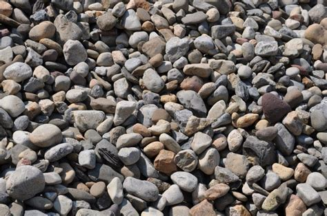 River Rock Gravel Delaware River Gravel