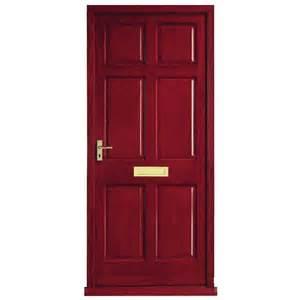 Colonial Exterior Doors Premdor Traditional Hardwood Colonial Exterior Door Doorsworld