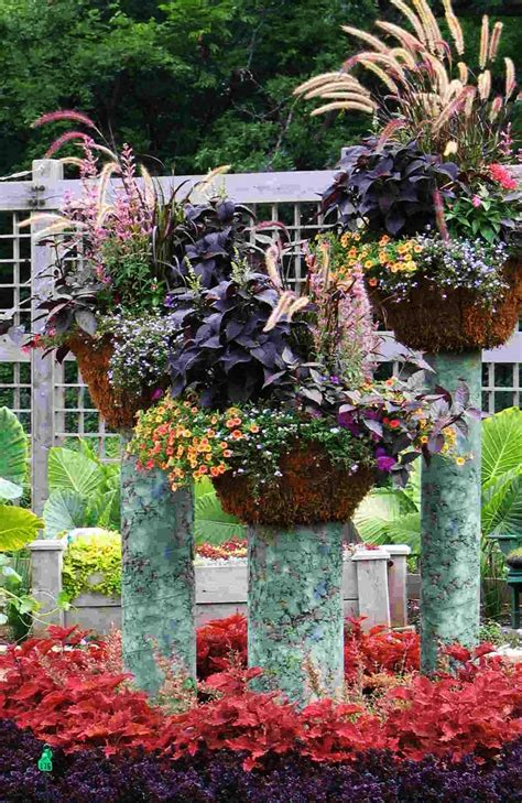 unique container gardening ideas container gardening ideas corner