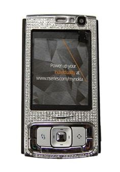 Nokia N95 Gets More Desirable With Diamonds by 1000 Images About Jewelry Set On Jewelry Sets