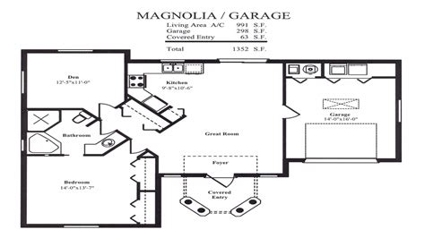 guest cottage floor plans cottage garage garage guest house floor plans garage
