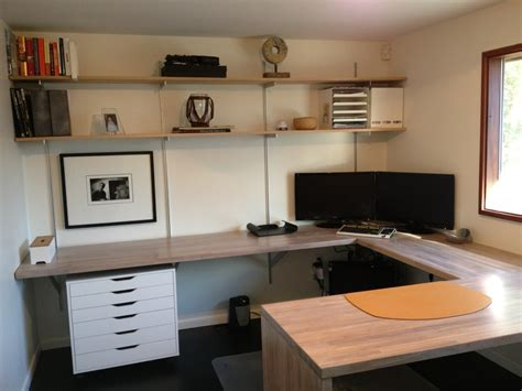 ikea home office hacks the useful of ikea desk hack ideas tedx decors