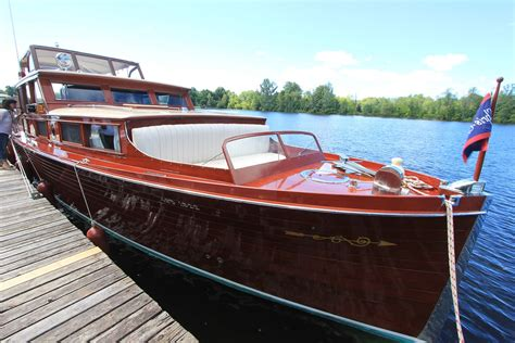 antique boat club the manotick classic boat club had something for everybody