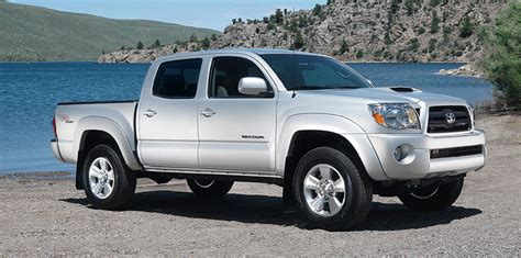 white toyota ta prerunner used toyota tacoma prerunner truck review and sales