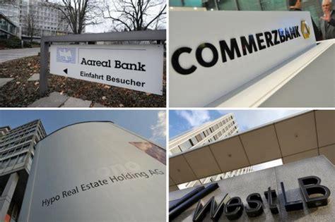 banche tedesche in italia banche tedesche in crisi db parte con le svendite cb