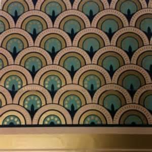 Beige And Black Bathroom Ideas 17 best ideas about art deco wallpaper on pinterest art