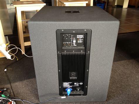 Speaker Yamaha Dsr 118 yamaha dsr118w image 757633 audiofanzine
