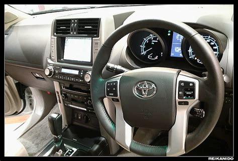 land cruiser prado interior flickr photo