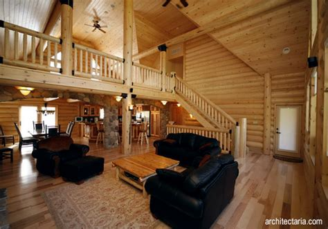 Interior Kayu by Dekorasi Interior Untuk Rumah Kayu Log Houses Pt