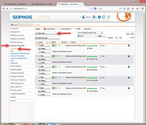 utm firewall tutorial install and configure sophos utm profitbricks devops central