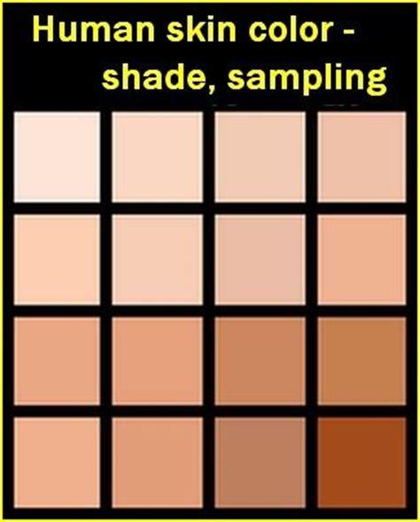 minecraft skin color human skin color palette