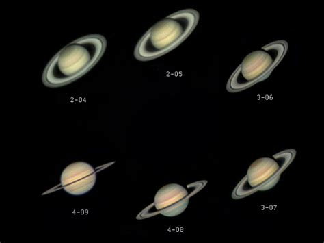 year length of saturn image gallery saturn year