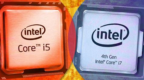 Which Cpu Should You Buy Comparing Intel I5 Vs I7