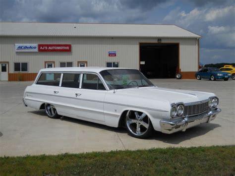 64 Chevy Impala Station Wagon Chagne Chevrolet Impala Wagon Chevy The O Jays And Entertainment