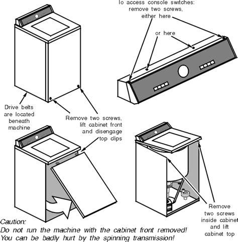 maytag washing machine repairs washing machine repair manual
