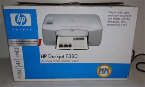 resetter hp deskjet f380 hp deskjet f380 all in one printer scanner copier