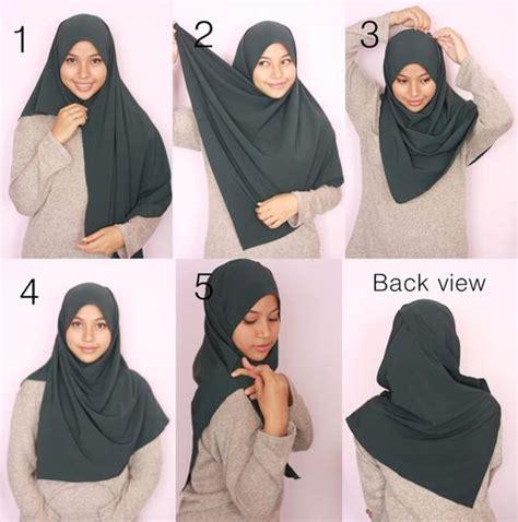 tutorial hijab simple kus 1000 ideas about hijab tutorial on pinterest hijab