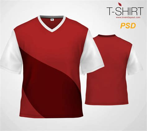 collection of free photoshop psd t shirt mockup templates