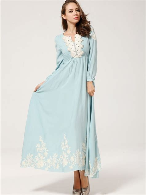Longdress Maxi Siena 2013 fashion embroidery sleeve maxi dress