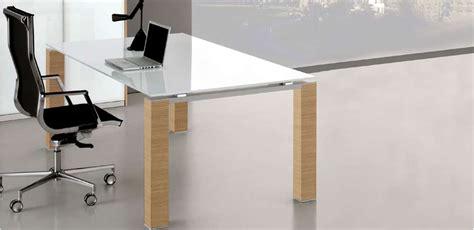 scrivania cristallo ufficio scrivania direzionale piano in cristallo temperato