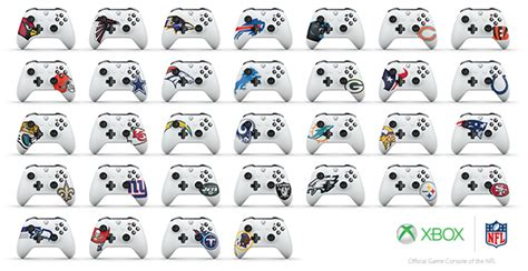 design lab nfl score big with new nfl customization options for xbox