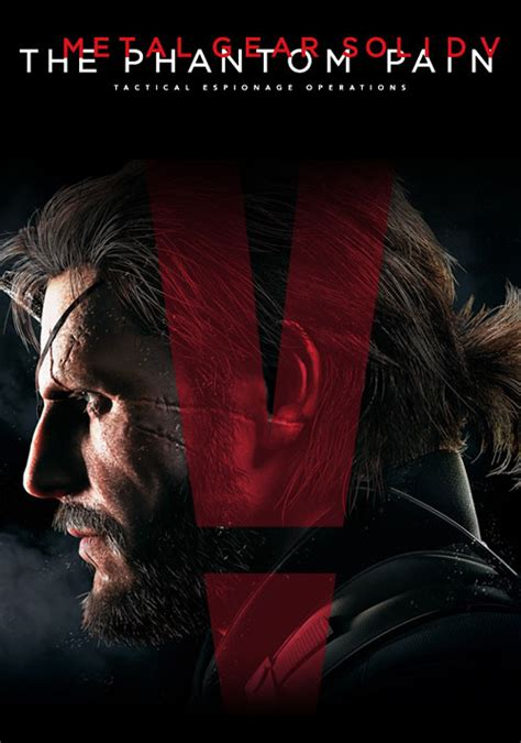 Metal Gear Solid 5 V Phantom Pc Steam Cd Key Original para pc metal gear solid v the phantom pc via torrent