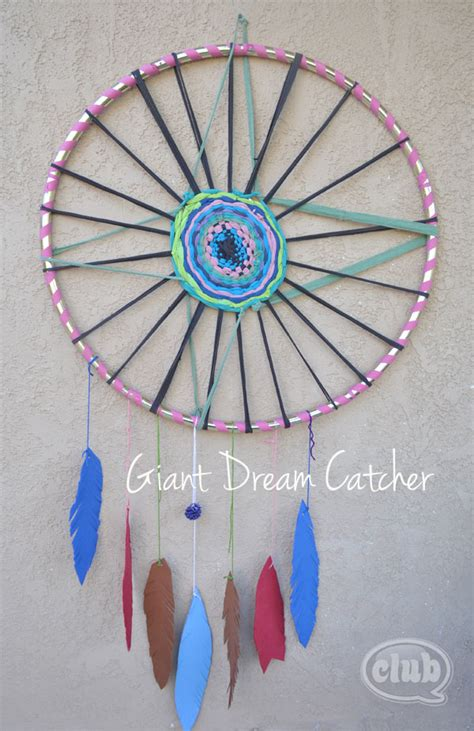 How To Make A Paper Dreamcatcher - how to make a catcher