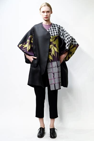Yeohlee Fallwinter 2007 Runway Review by Yeohlee New York Collections Fall Winter 2016 17 Shows