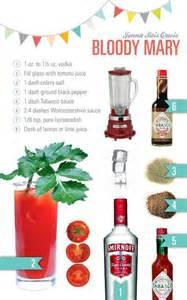 bloody mary recipe party ideas pinterest