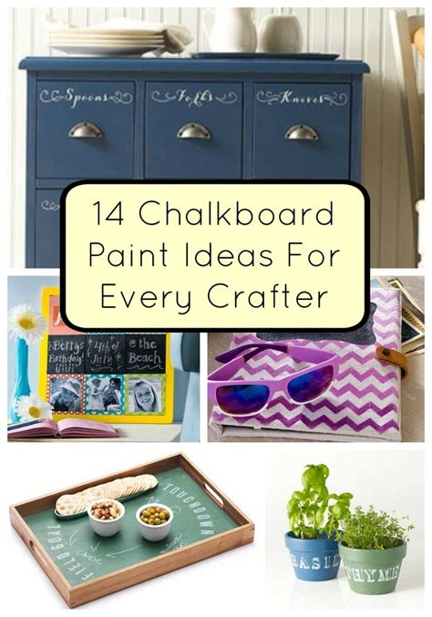 chalkboard paint craft ideas 14 chalkboard paint ideas for every crafter favecrafts