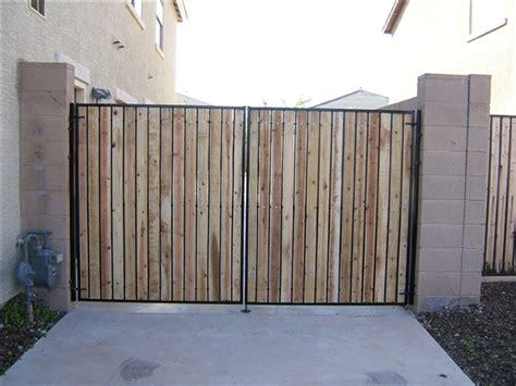 rv fence rv gates 602 739 1919 faulkner fence company 2 faulkner fence company
