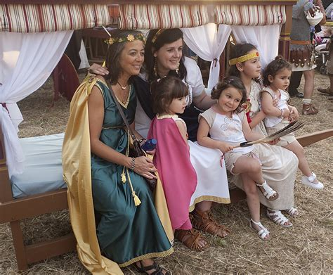 imagenes de la familia romana familia romana imagen foto europe spain galizien