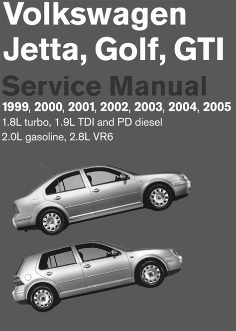vw golf gti jetta 1999 thru 2005 automotive repair manual walmart com service manual car repair manuals download 2002 volkswagen gti head up display service